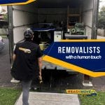 Moving Service Cost