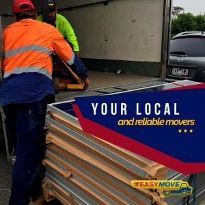 Commercial Movers in Melbourne