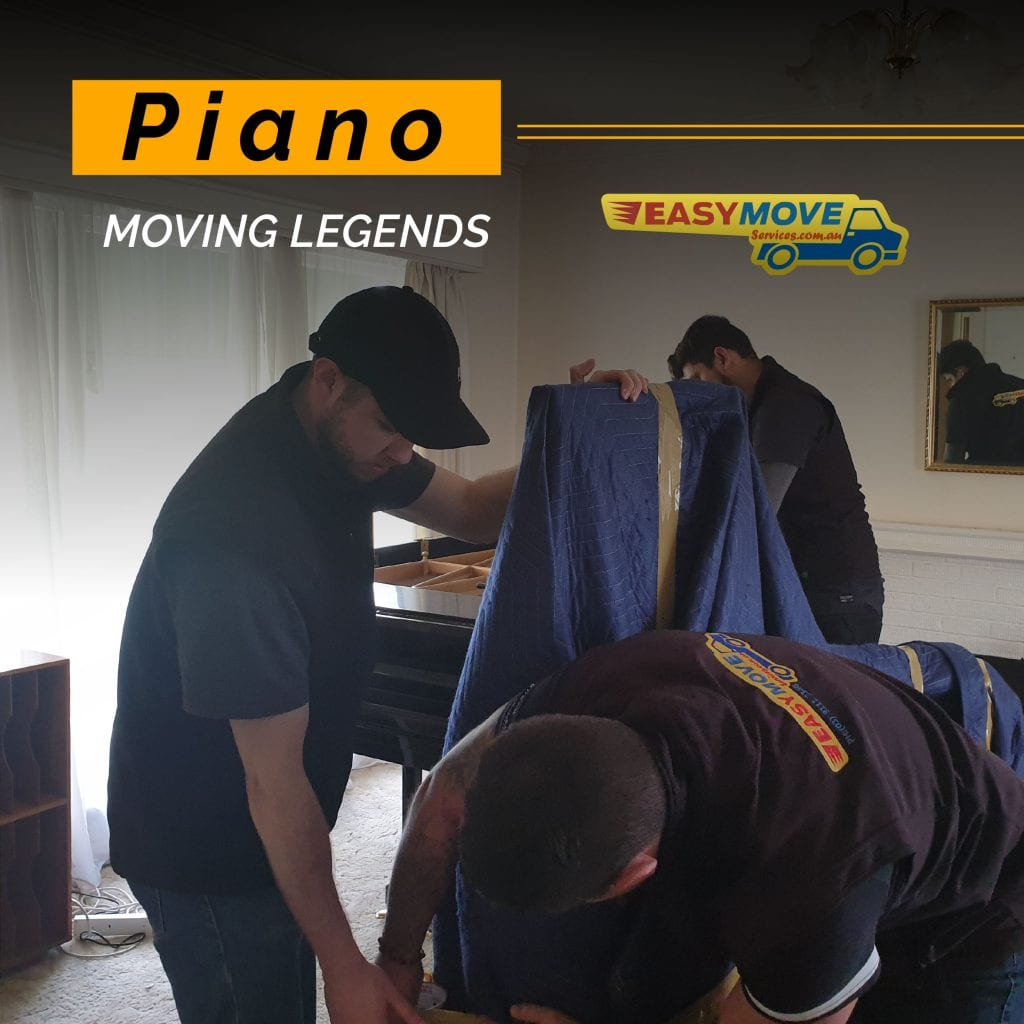Piano transport