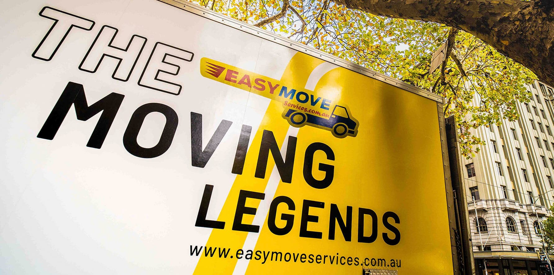 Removalists in North Melbourne