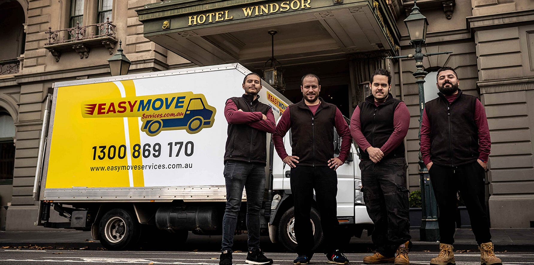 Removalists in West Melbourne